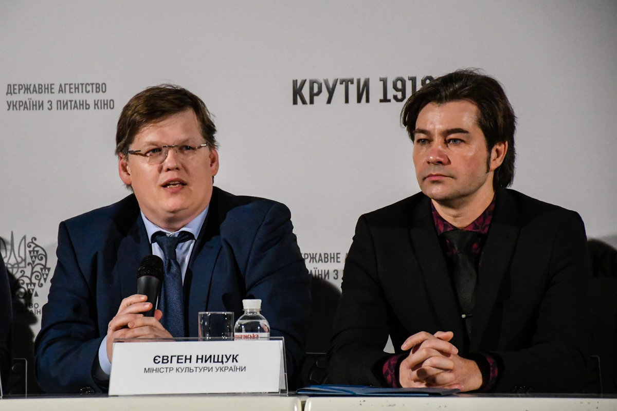 Павел Розенко рассказал, как важно для Украины снимать такие фильмы