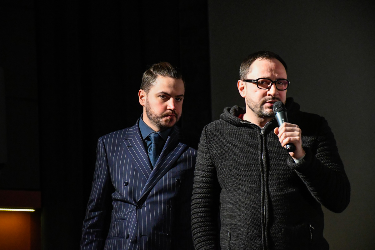 Продюсеры фильма Артем Колюбаев и Андрей Корниенко