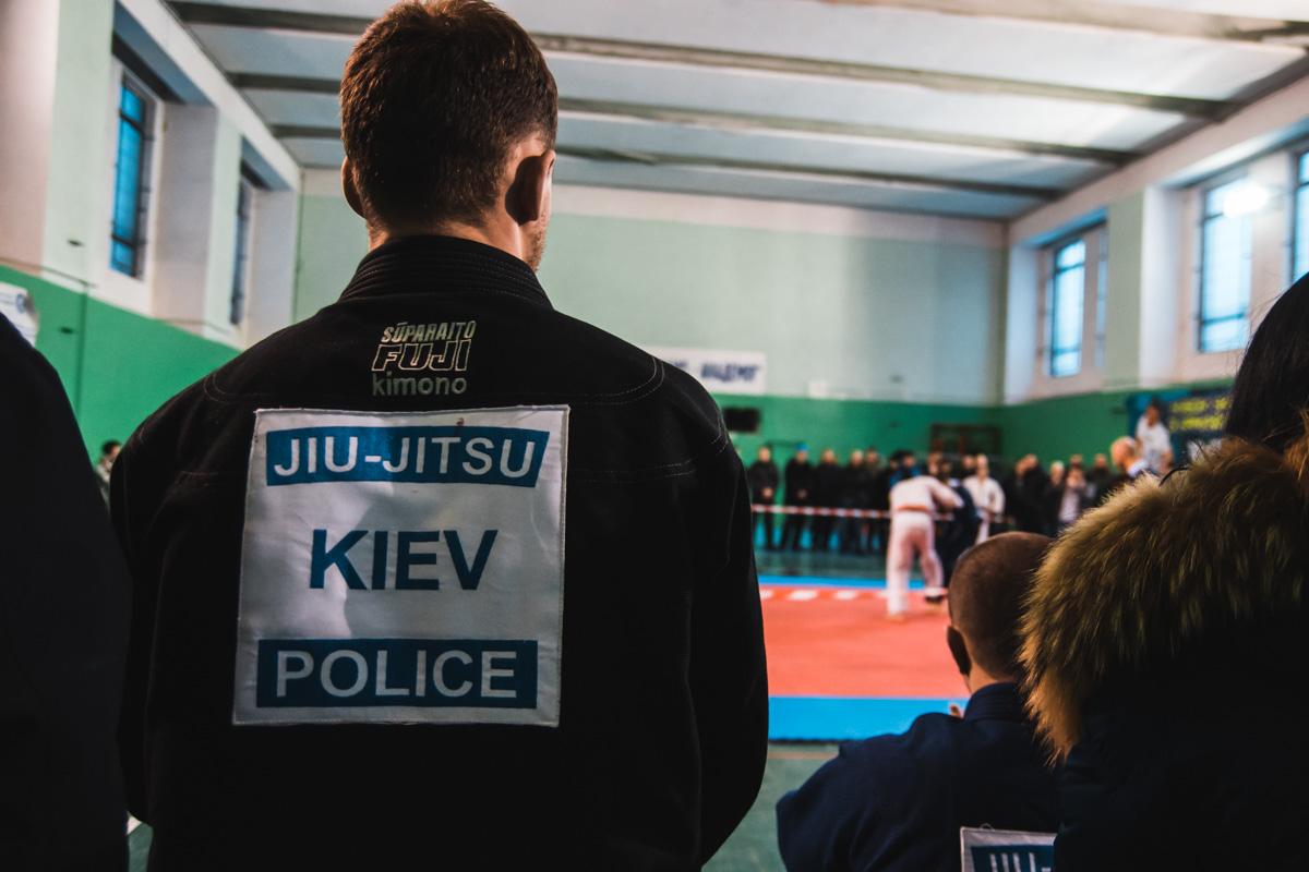 Руководство патрульной полиции пообещало проводить такие мероприятия и по другим видам спорта