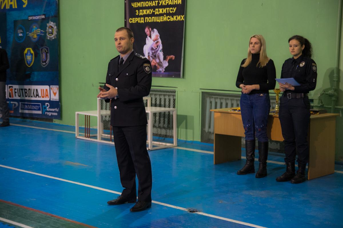 Красота полиции в лице заместителя главы Нацполиции Александра Фацевича