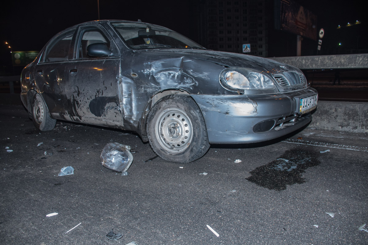 Chevrolet ударил Daewoo Lanos