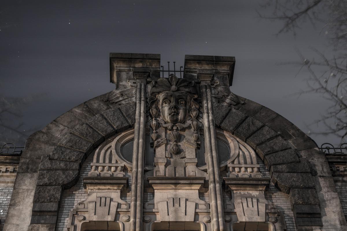 Мистический и необычный ночной Киев