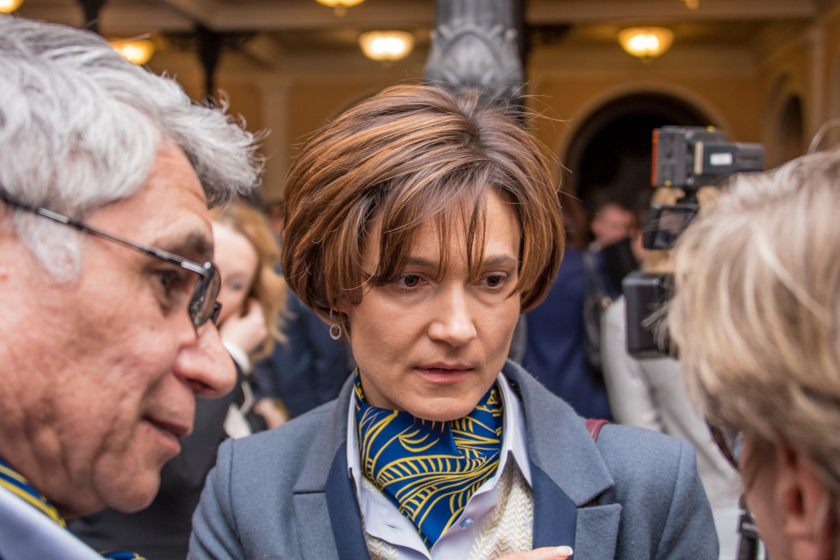 Шеф миссии Украины на зимней Олимпиаде - Анна Сорокина