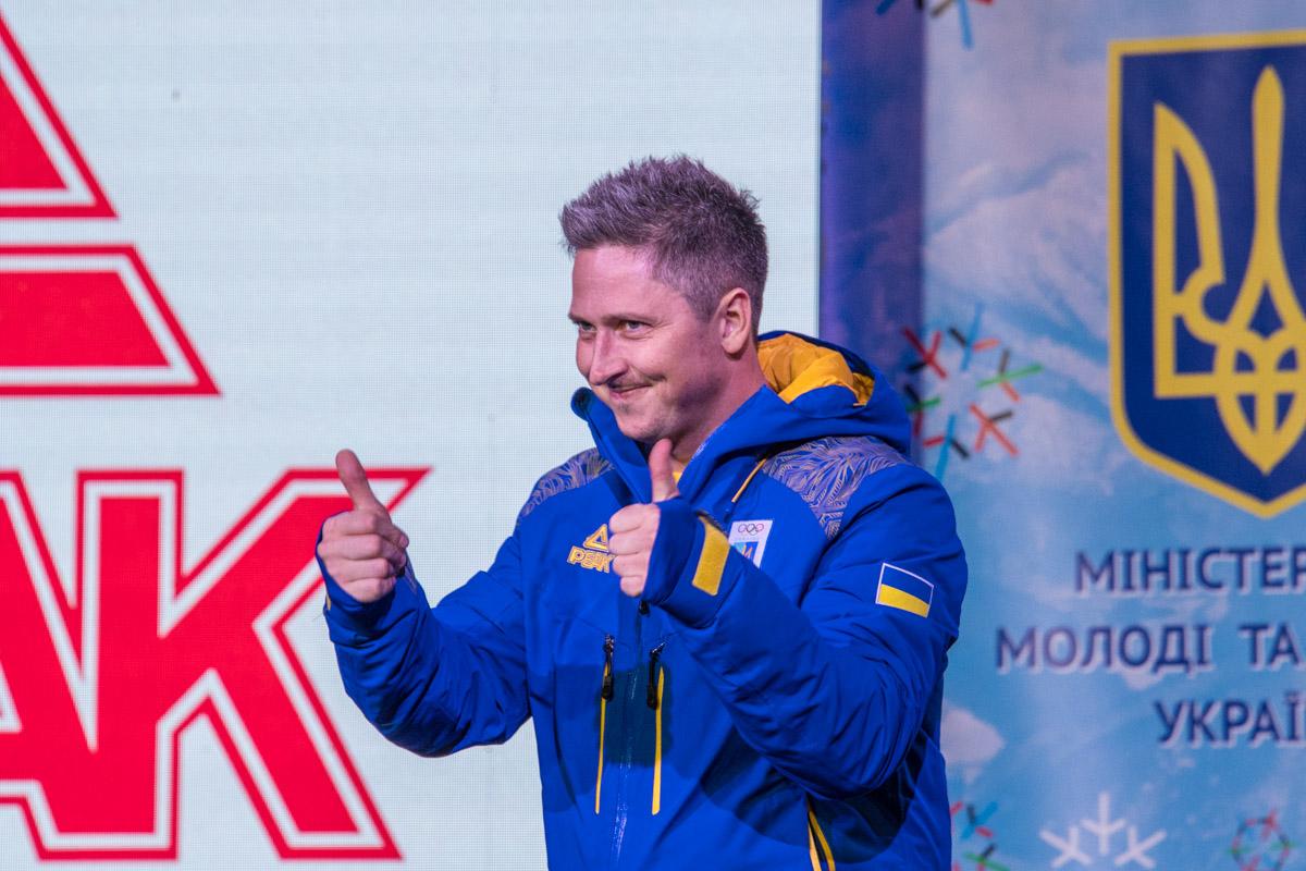 Александр Педан протестировал форму национальной сборной