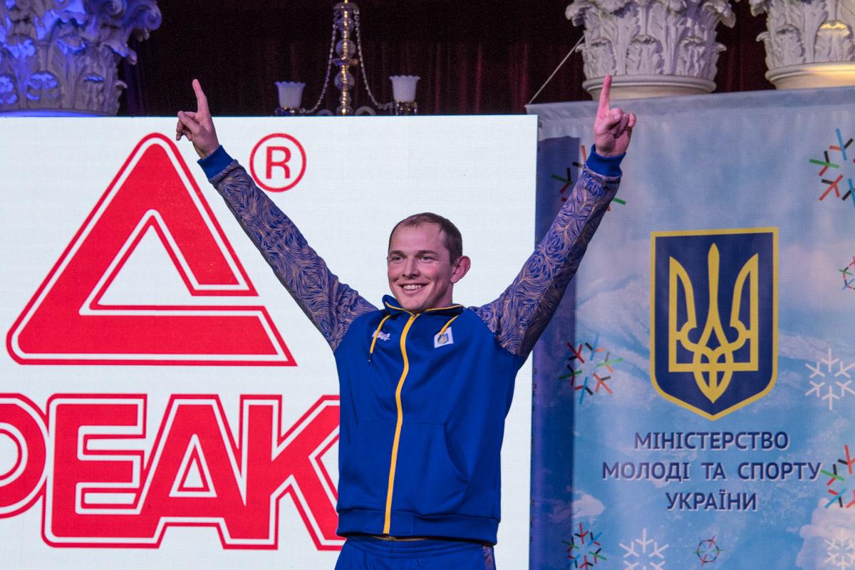 Двукратный Олимпийский чемпион по гребле на каноэ Юрий Чебан