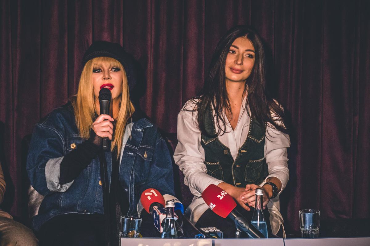 Певицы Ирина Билык и Ольга Ракицкая будут петь в дуэте