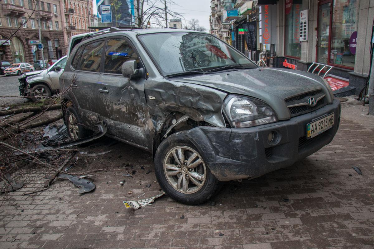 Восстановление Hyundai влетит в копеечку