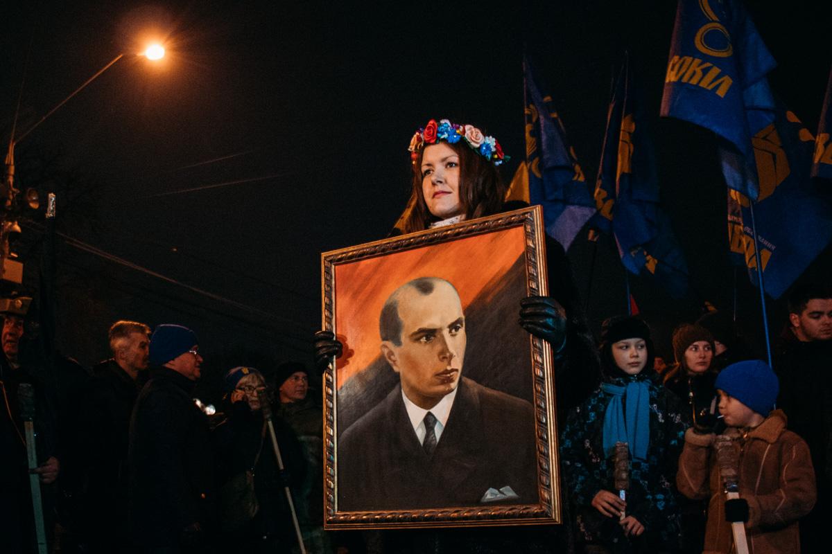 109-я годовщина со дня рождения Степана Бандеры