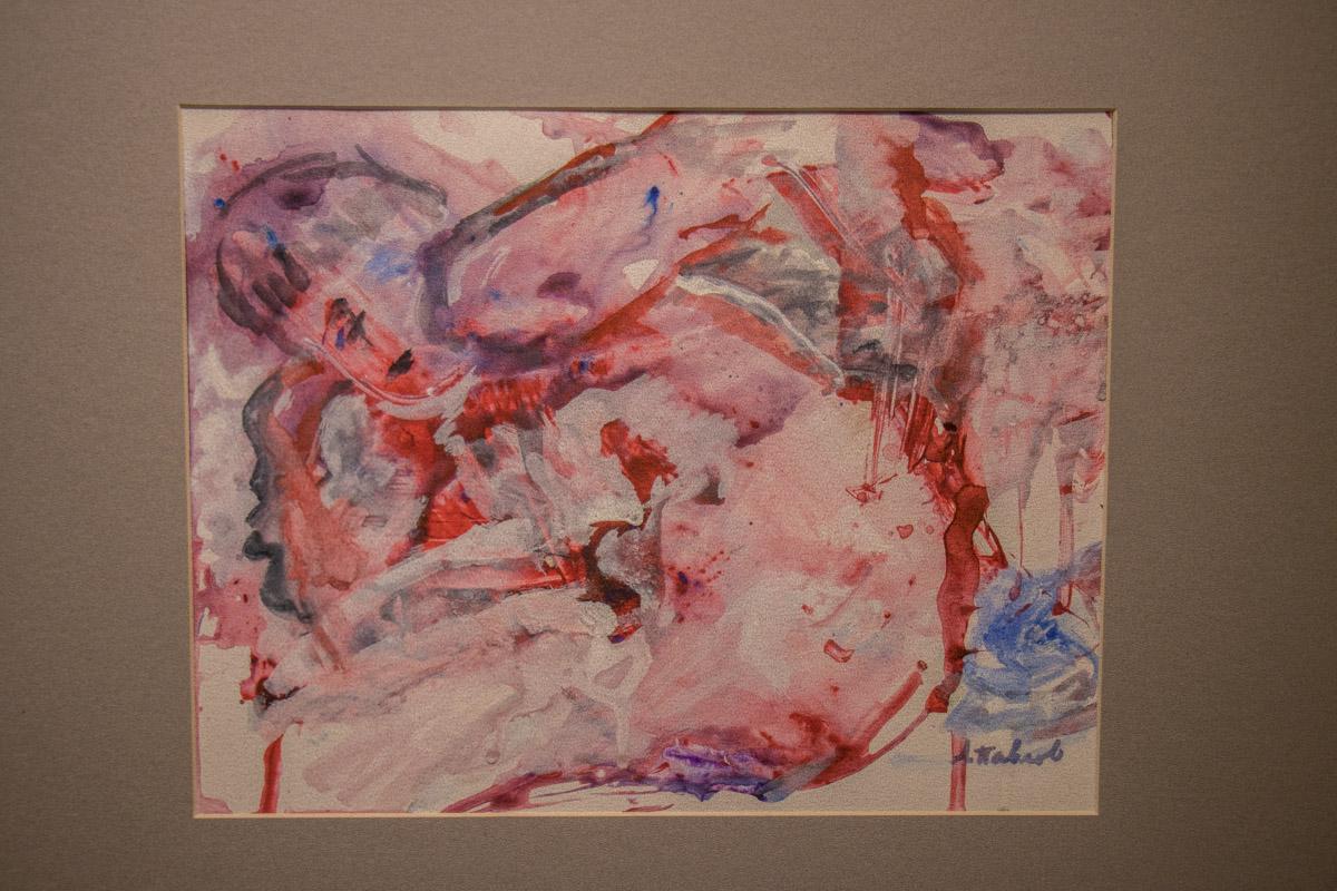 Каждый видит в картинах художника свой тайный смысл