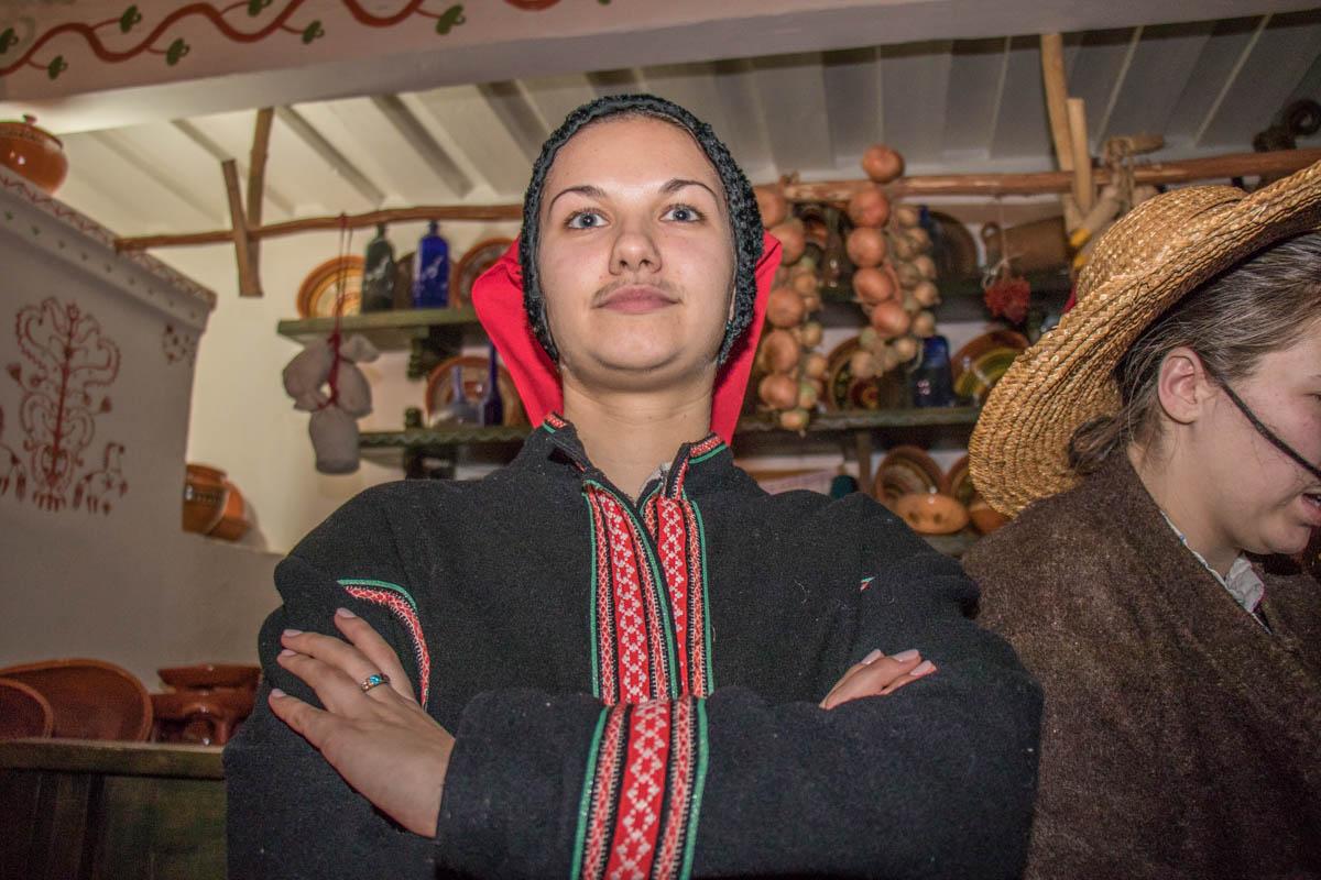 Василь - традиционный персонаж Щедрого вечера