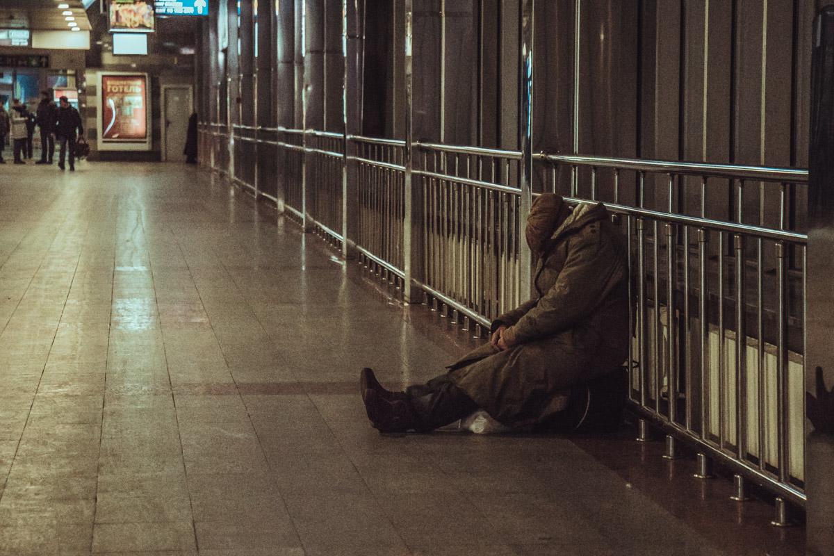 Кто-то спит в одиночестве