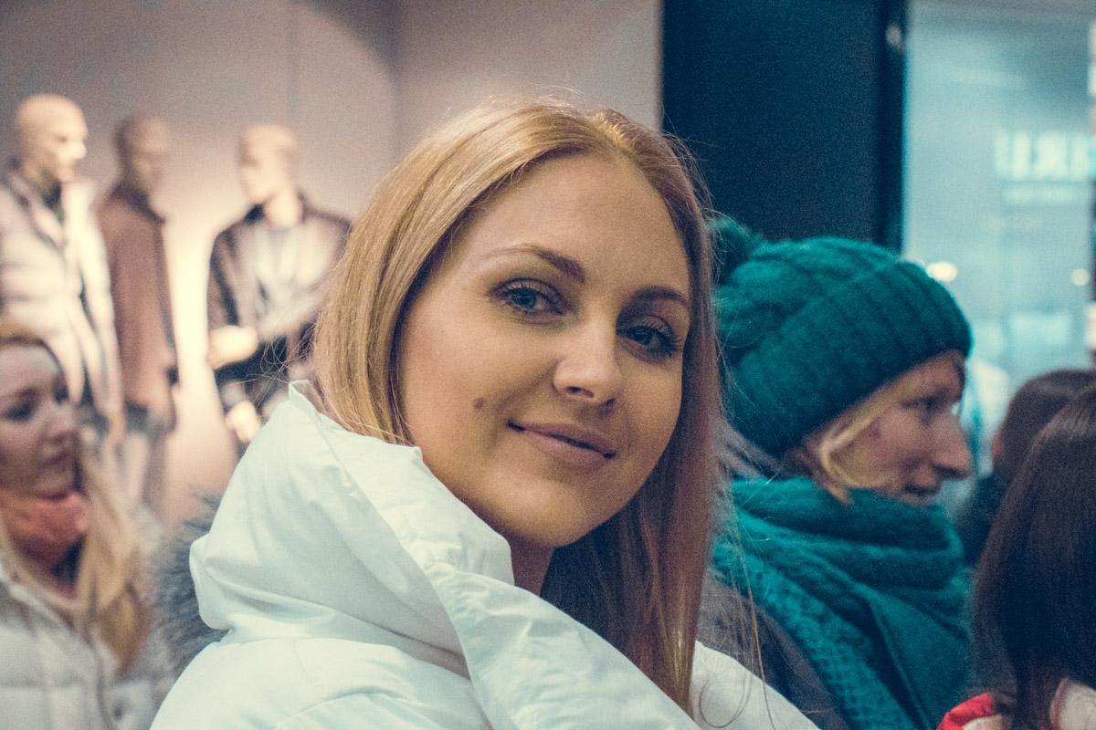 Ведушая Юлия Бортник также придерживается советов Аниты Луценко