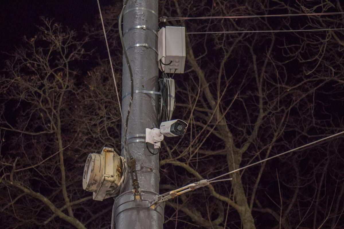 На перекрестке есть камеры видеонаблюдения, которые помогут установить, кто стал виновником аварии