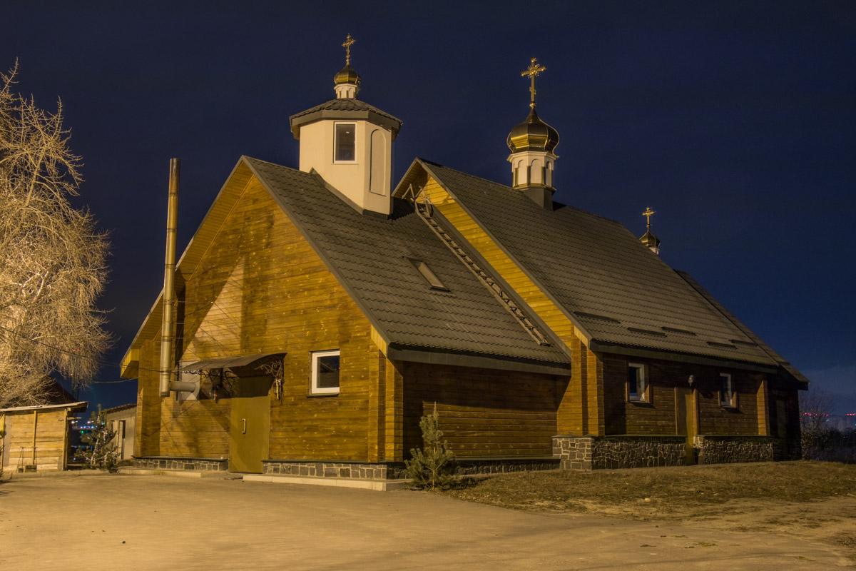 Церковь преподобного Нестора Летописца Печерского