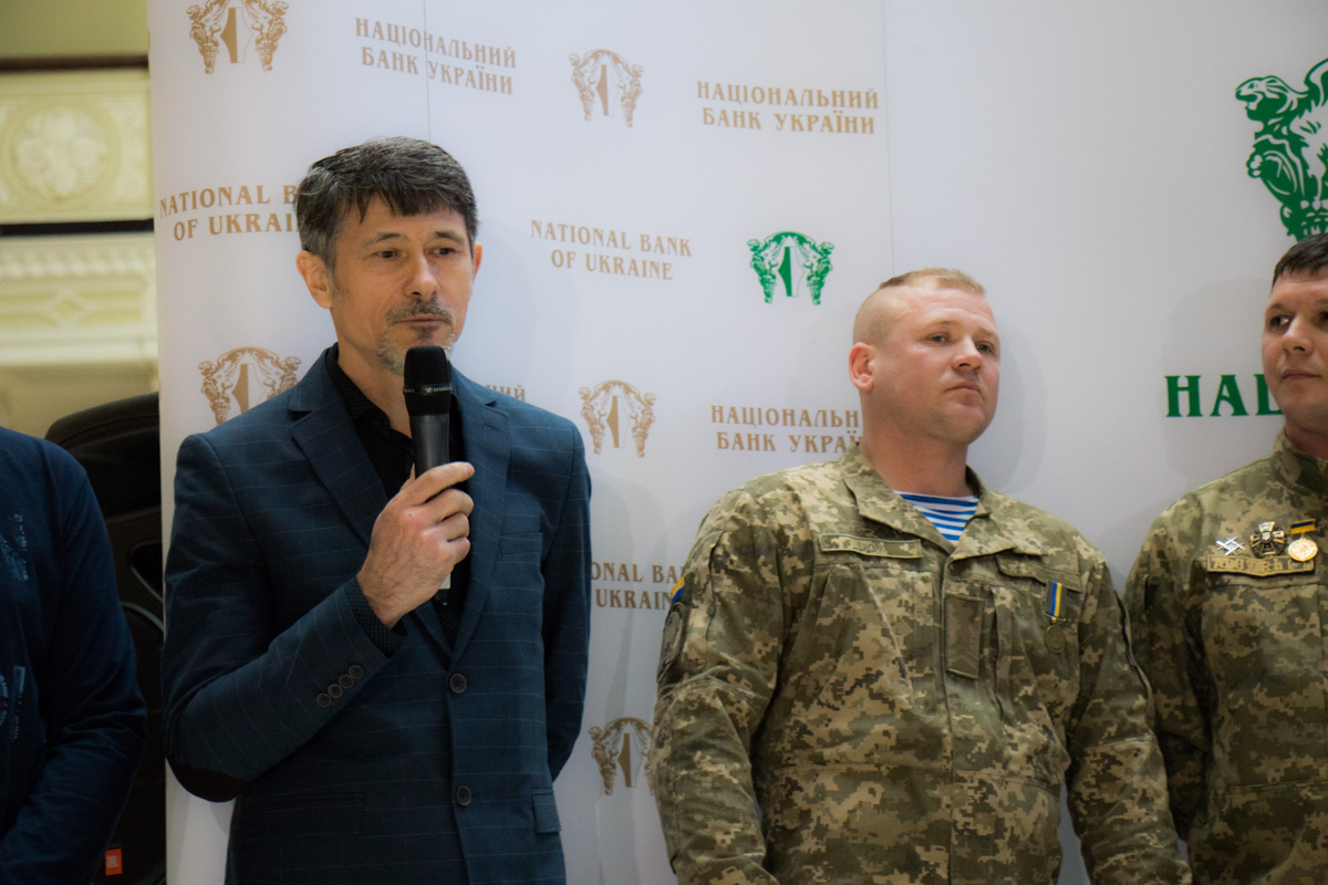 Владимир Таран отметил, эскиз монеты получился с первого раза