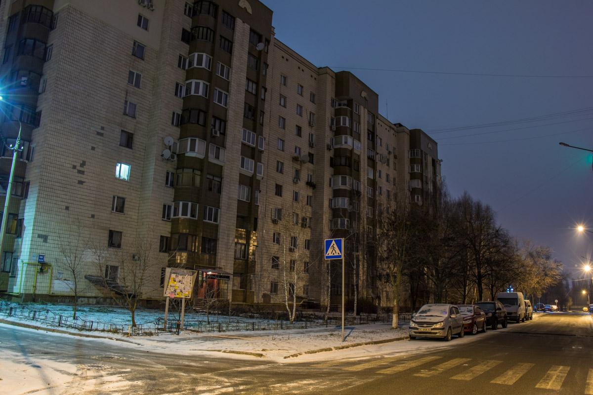 Строительство на Теремках начиналось с улицы Теремковской