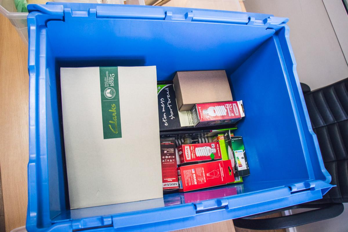 Все опасные отходы отправляются на утилизацию на специализированные предприятия в Киевской области.
