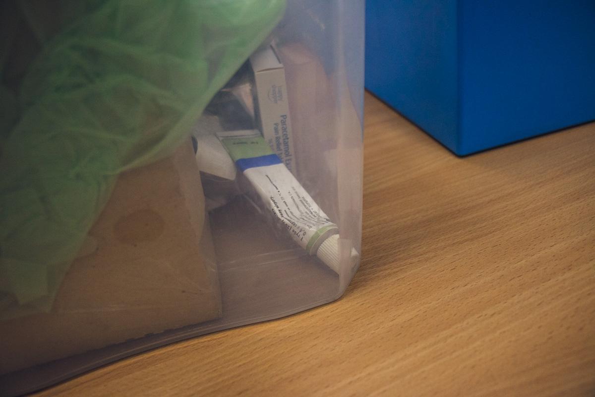 На утилизацию принимают и просроченные лекарства