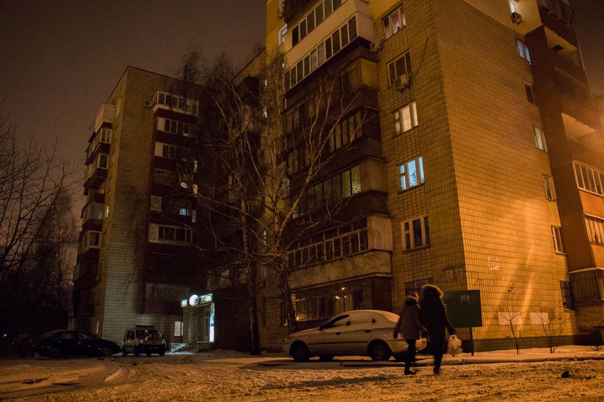 Трагедия произошла на улице Братиславская, 7