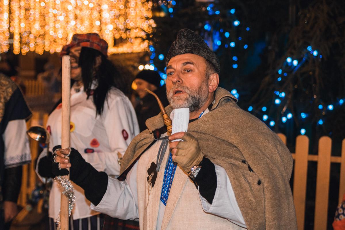 Рождественский пастух - один из символов Рождества