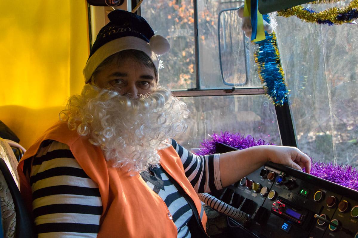 Валентина Ивановна водит трамвай уже 47 лет
