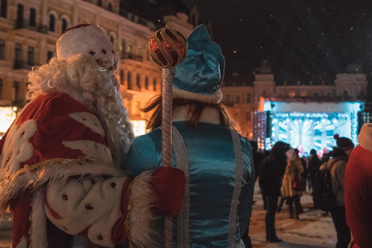 У Деда Мороза и Снегурочки последние рабочие деньки