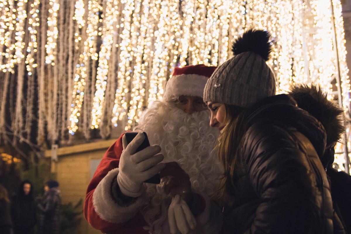 На Новый год в Киеве заскучать не выйдет