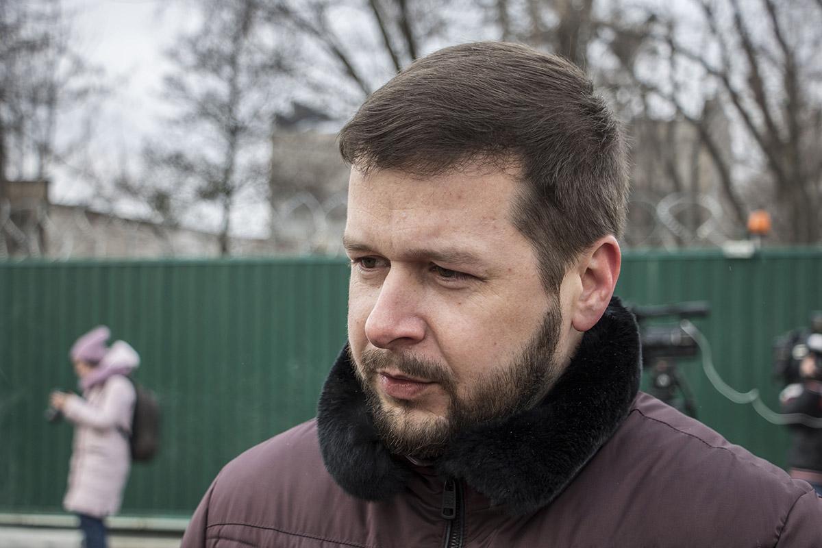 Генеральный директор «Киевзеленстрой» Михаил Наконечный