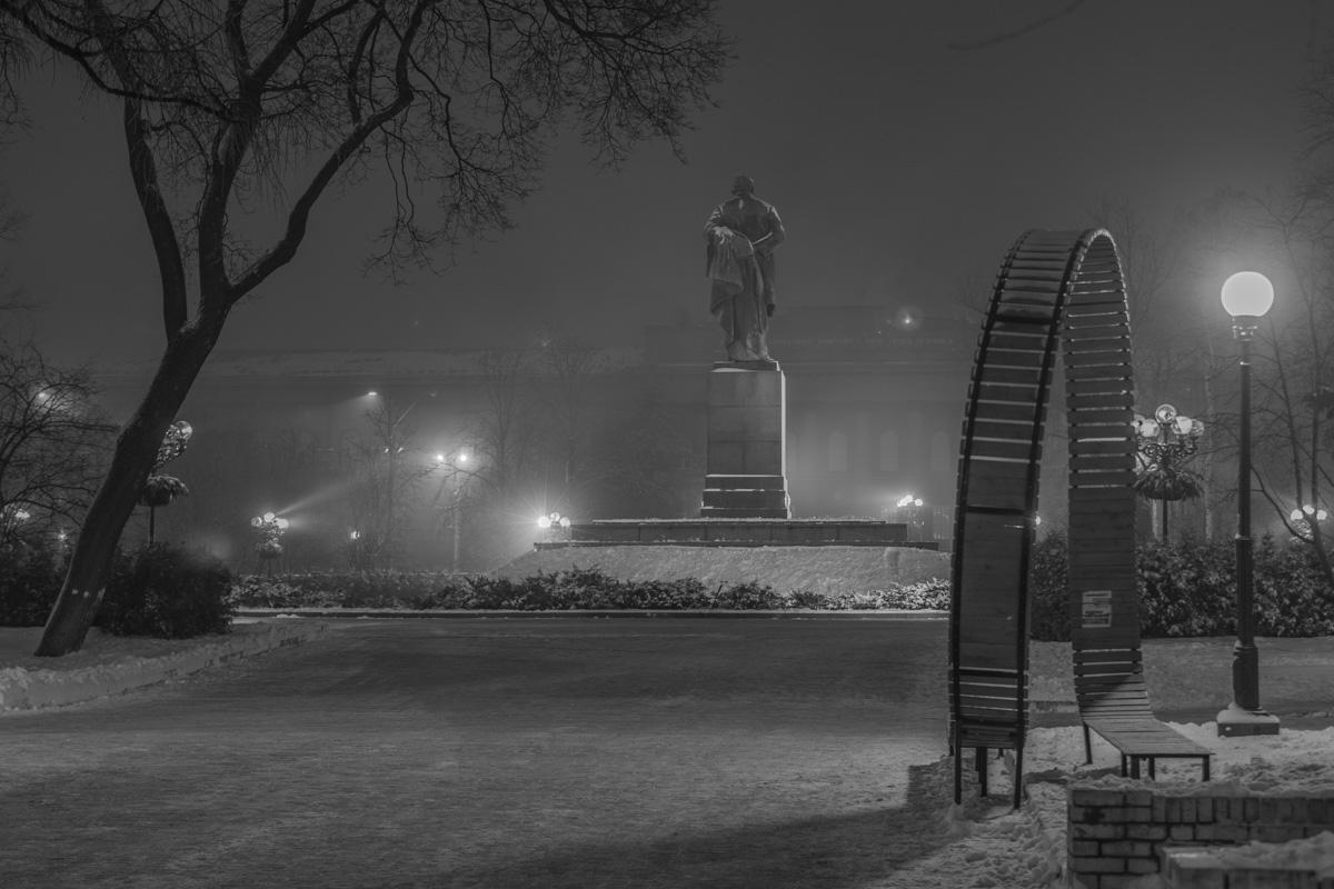 Одинокий Шевченко