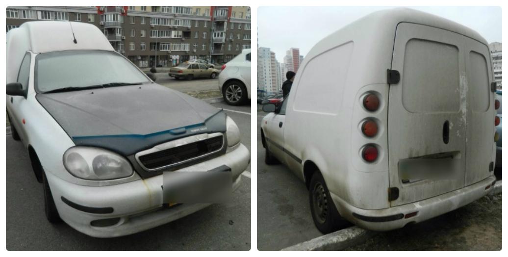 Машины, детали от которых, могли стать жертвами грабителей