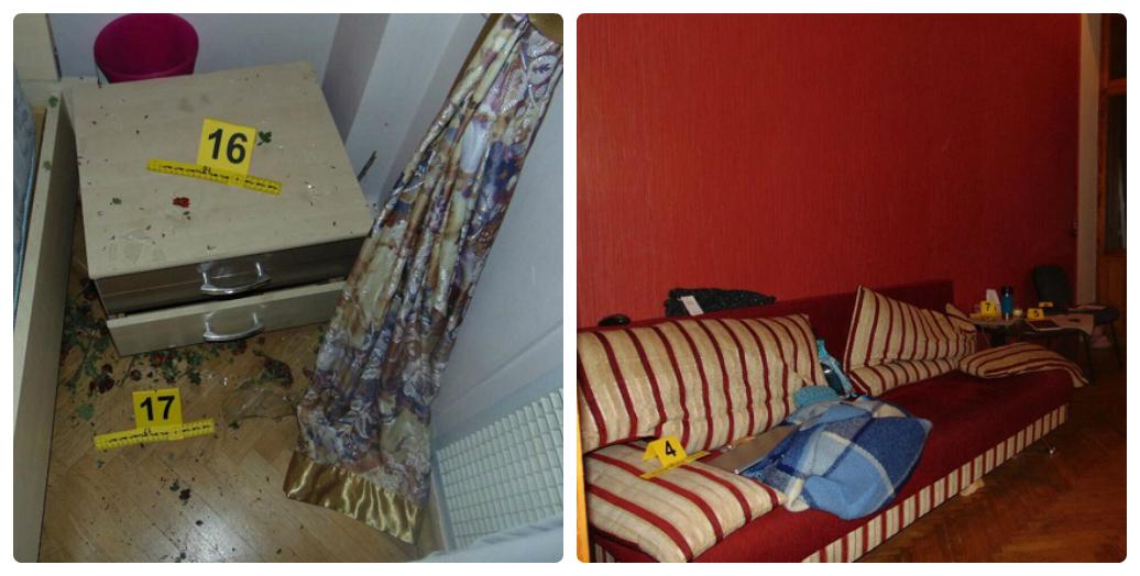 В Киеве мужчина убил сожительницу в квартире