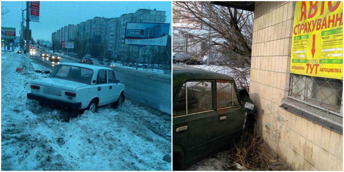 В Киеве задержали подростков-лузеров, которые угнали два авто