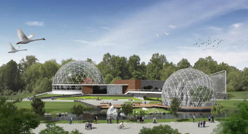 Проект обновления киевского зоопарка