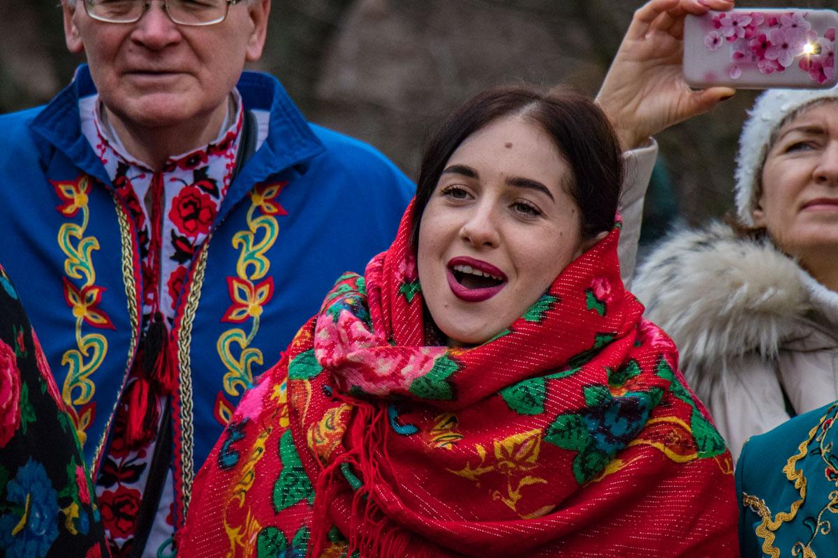 Без сомнений, в Украине - самые красивые и яркие девушки