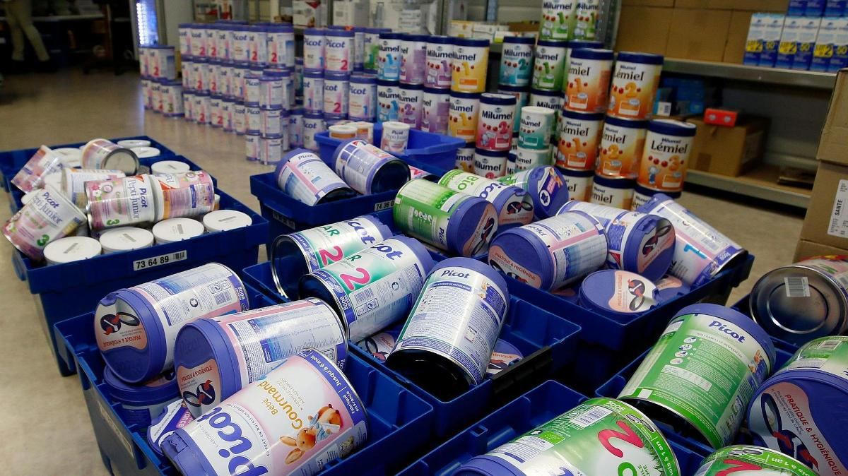 Lactalis отзывает детское питание в 83 странах мира из-за опасности сальмонеллы
