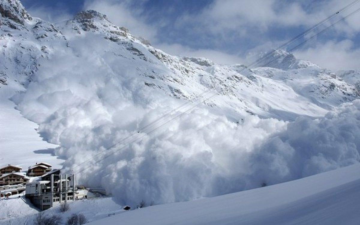 24 января сохраняется 3 уровень снеголавинной опасности