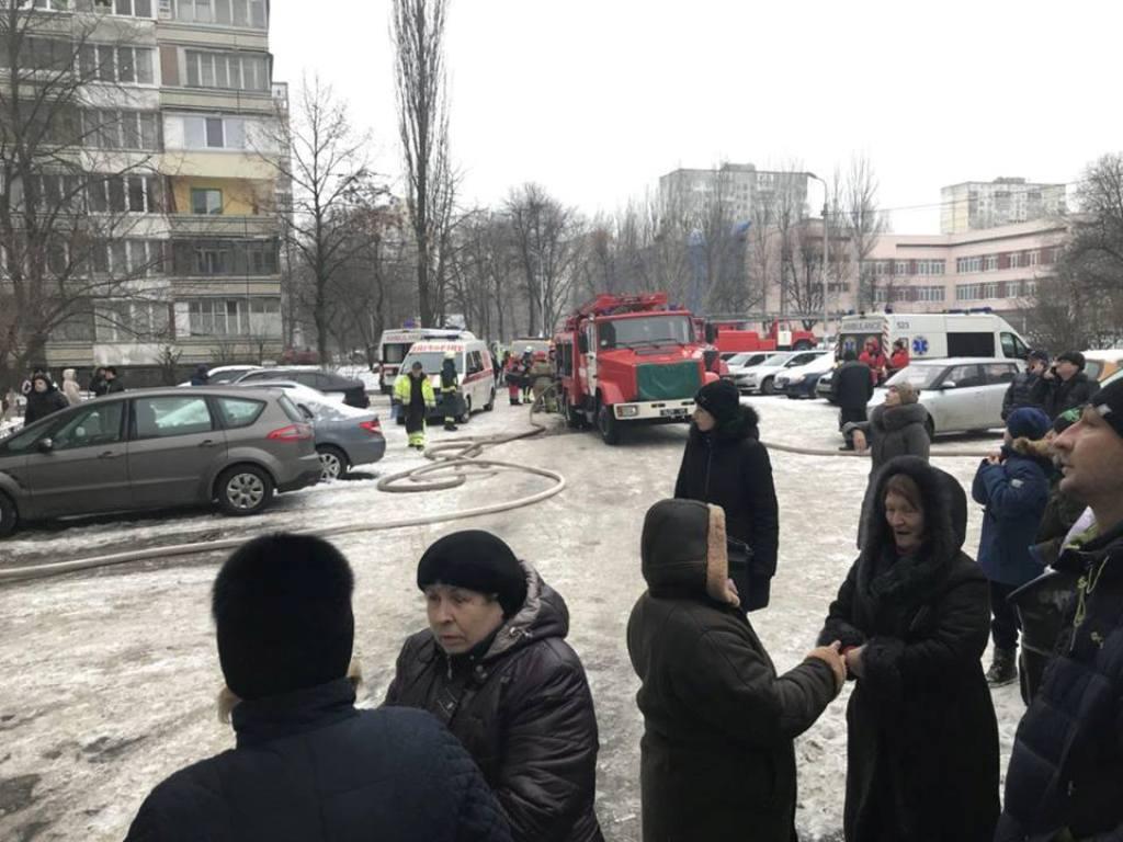 В результате пожара на улице Гната Юры одинчеловек погиб