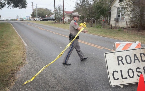 В Техасе произошла стрельба на территории школы