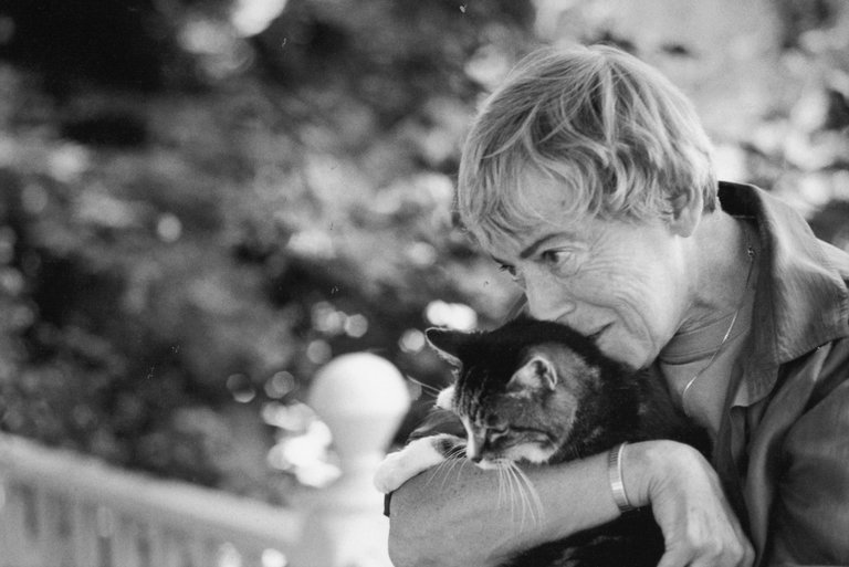 На 89-м году жизни умерла писательница-фантаст Урсула Кребер Ле Гуин