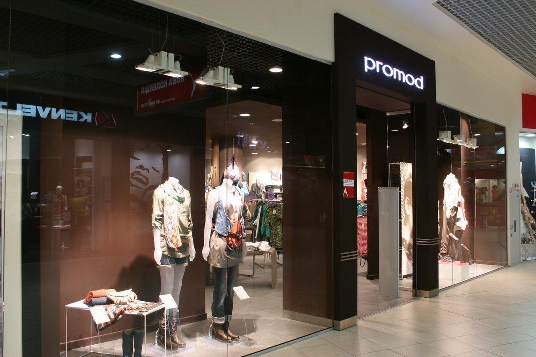 Бренд Promod уходит из Украины