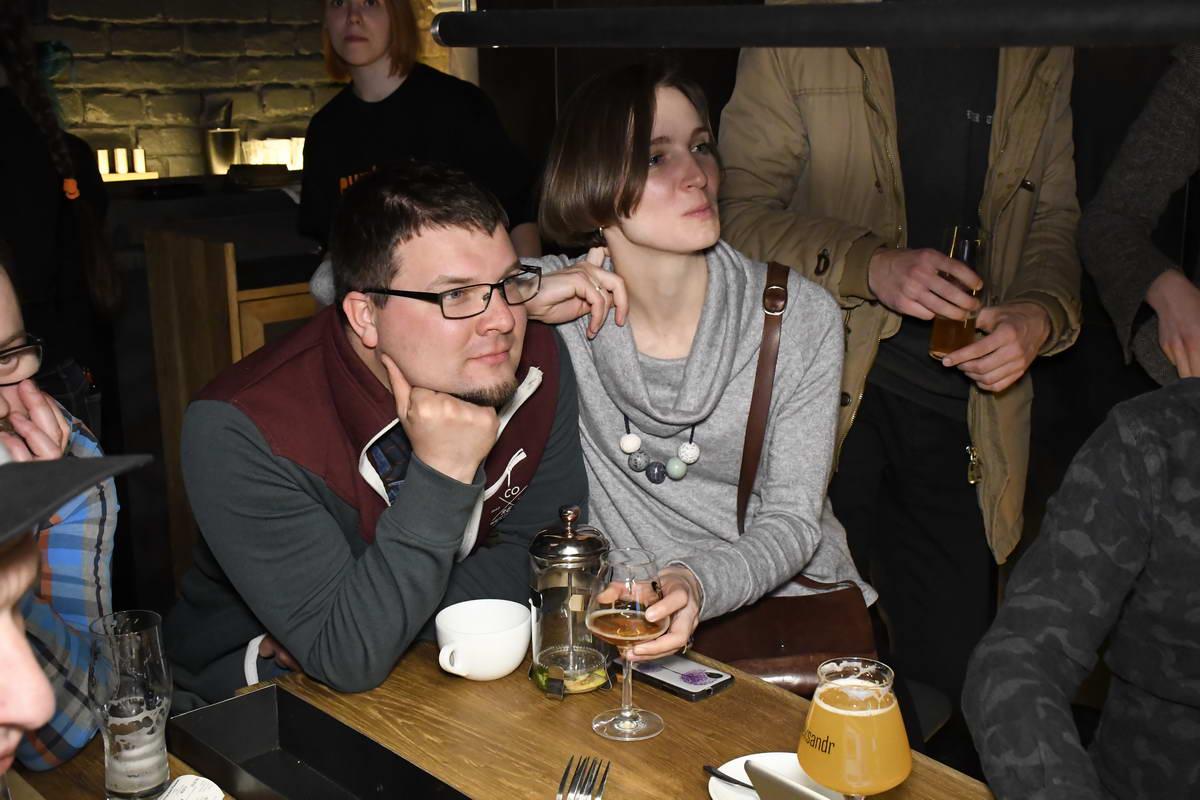 Киевляне внимательно наблюдали за онлайн-трансляцией запуска