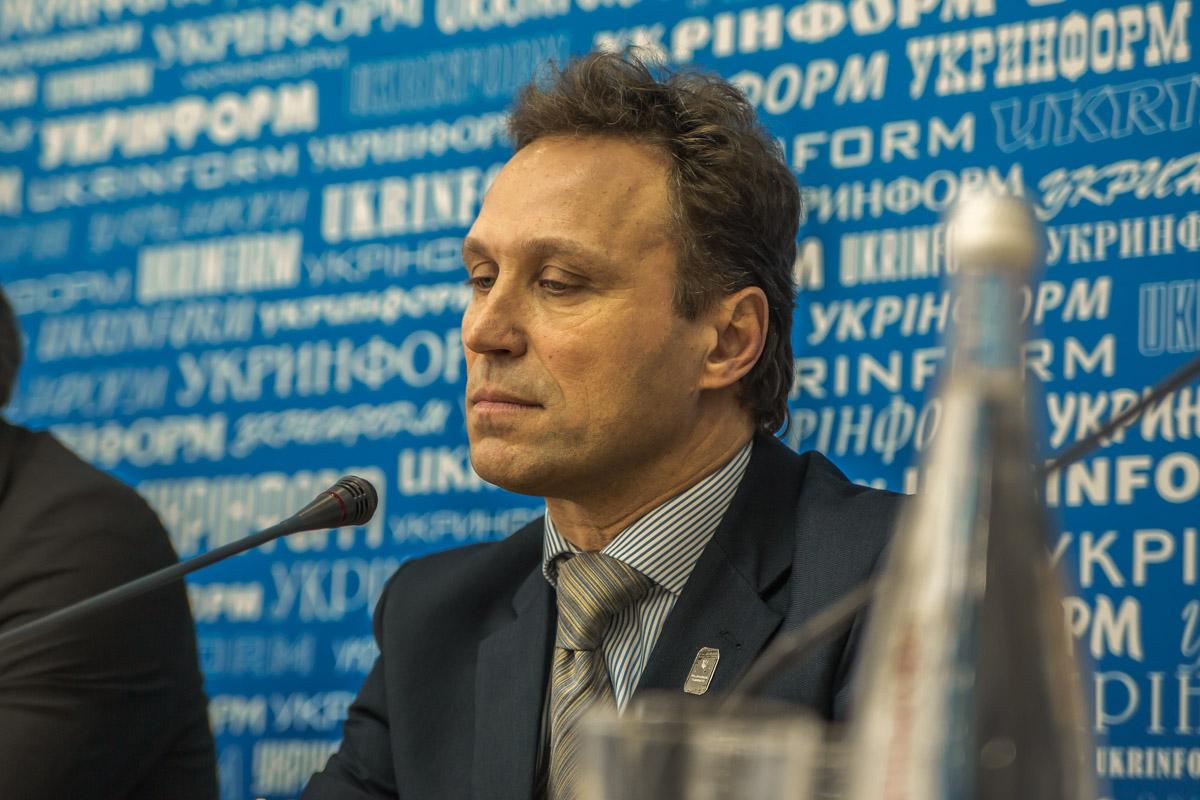 Игорь Пошивайло - генеральный директор Музея Революции Достоинства