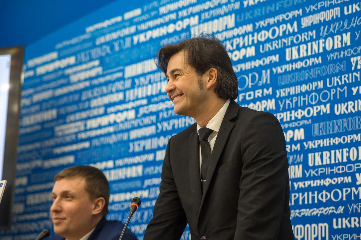 Евгений Нищук - министр культуры Украины