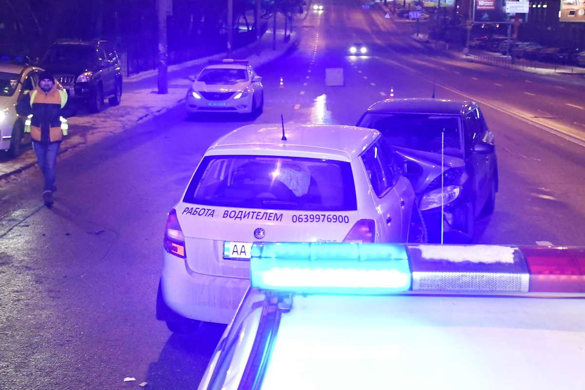 Полиция на месте