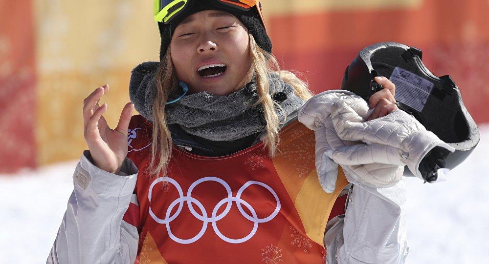 Хлоя Ким - чемпионка из США