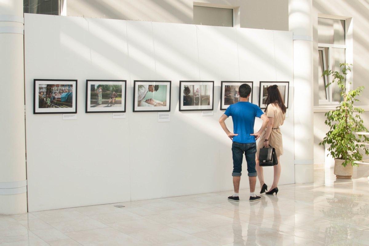 Выставка посвящена жизни переселенцев