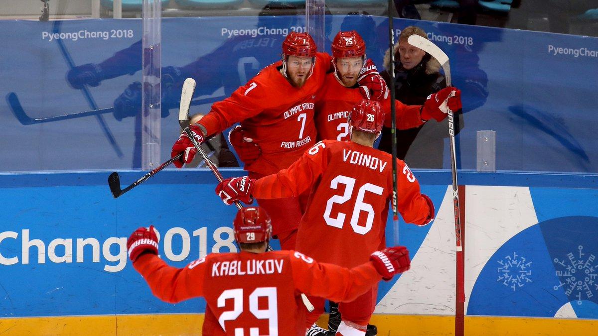 Россия взяла золото в финале Олимпиады