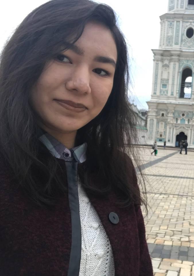 В Киеве пропала иностранная студентка 18 лет