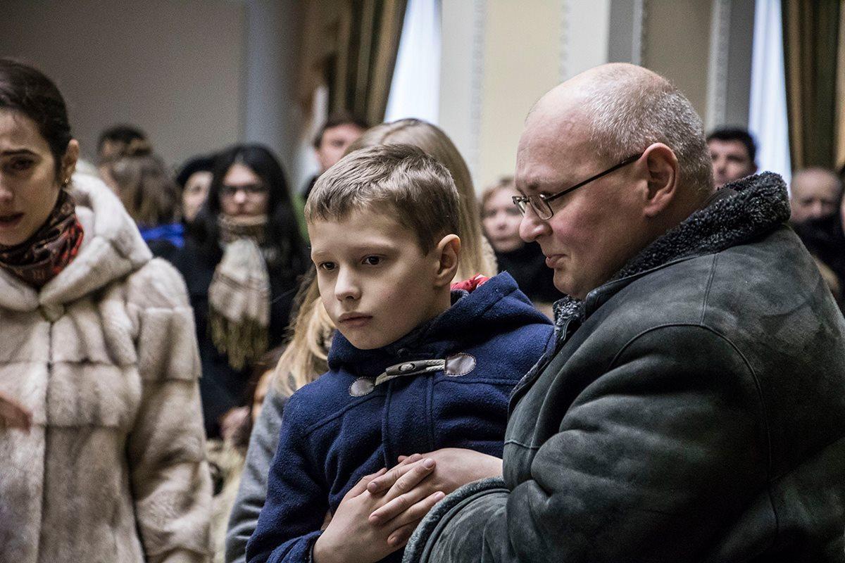 Даже дети знают, кто такой Леонид Каденюк