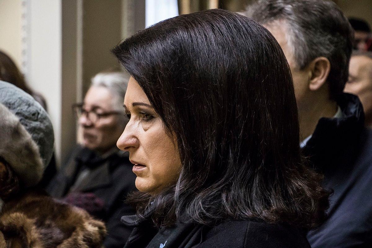 Политик Мария Матиос